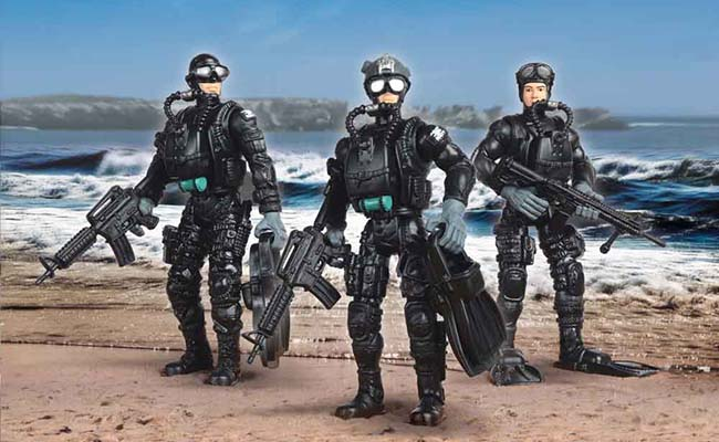 Molto U.S. Navy Seals | Excite ToysExcite Toys NA81