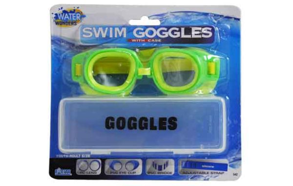 Swim Goggle w/case