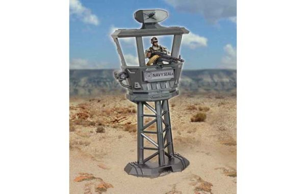 U.S. Navy Seals Observation Tower