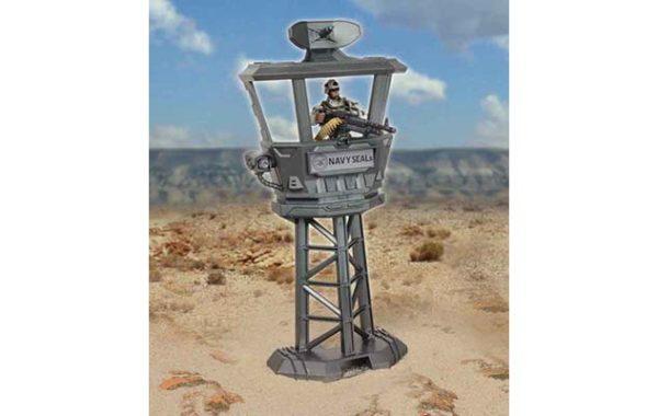 U.S. Navy Seals Observation Tower