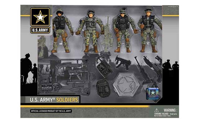 5660 (2015 US ARMY) SOLDIERS BOX (DESIGN 3)