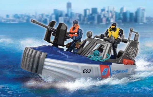 U.S. Coast Guard Chase Boat