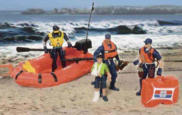 U.S. Coast Guard  Playset