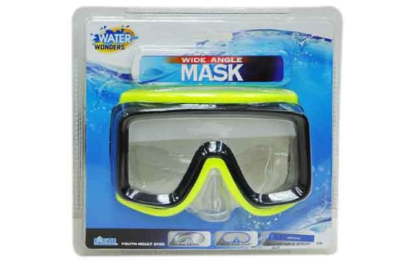 Wide Angle Mask Adult