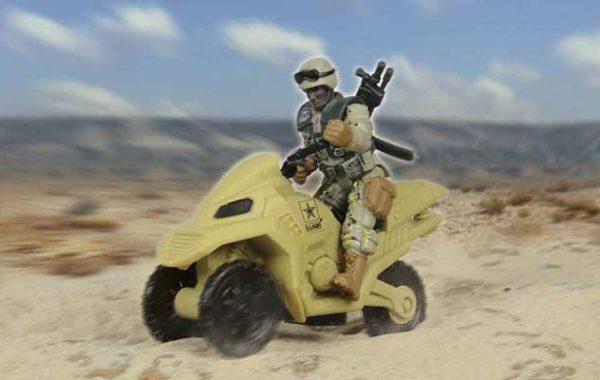 U.S. Army Tri-Wheeler