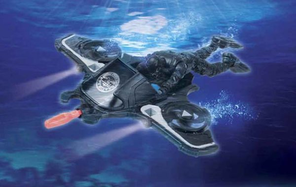 U.S. Navy Seals One Man Sub Playset